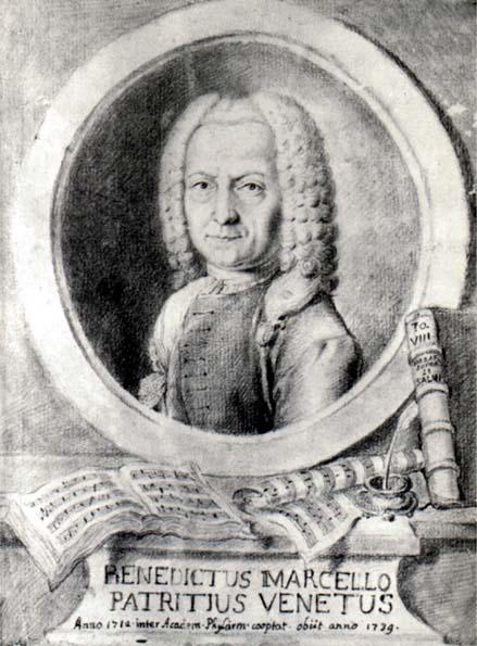 Benedetto Marcello