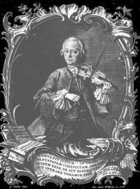 Leopold Mozart: Violin...V Is For Violin