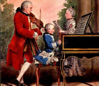 HOASM: Leopold Mozart
